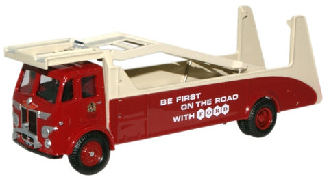 Oxford Diecast Ford Car Transporter - 1:76 Scale