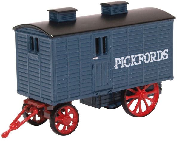 Oxford Diecast Living Wagon Pickfords