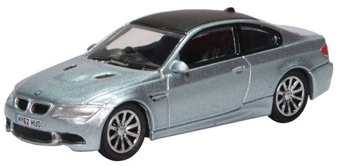 Oxford Diecast BMW M3 Coupe E92 Silverstone Blue