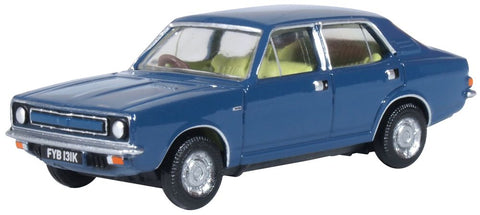 Oxford Diecast Morris Marina Teal Blue