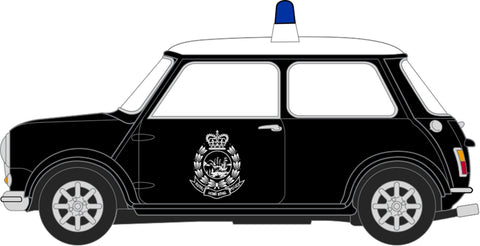 Oxford Diecast Mini Hong Kong Police