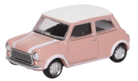 Oxford Diecast Pink Mini