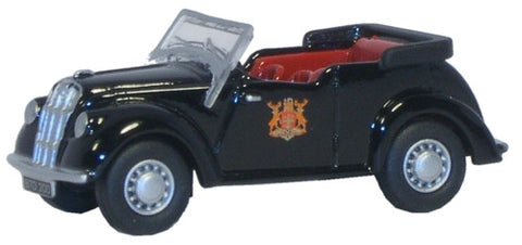 Oxford Diecast Morris 8 Nottingham City Police - 1:76 Scale