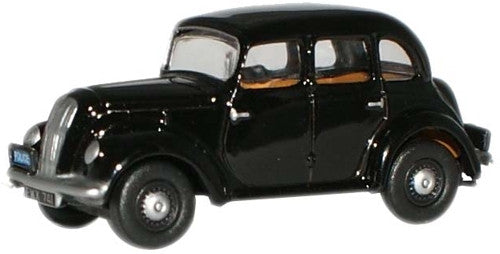 Oxford Diecast Police Morris 8 E Series - 1:76 Scale