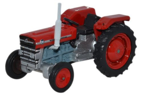 Oxford Diecast Massey Ferguson Open Red