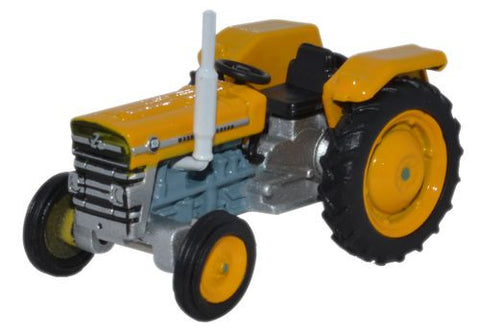 Oxford Diecast Massey Ferguson Open Yellow