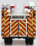 Oxford Diecast MAN Pump Ladder Hertfordshire Fire & Rescue