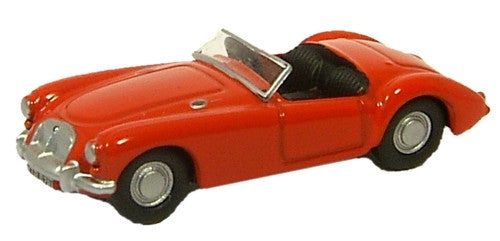 Oxford Diecast MGA Chariot Red - 1:76 Scale