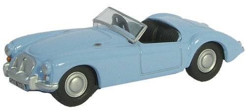 Oxford Diecast MGA Iris Blue - 1:76 Scale