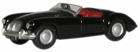 Oxford Diecast Black MGA - 1:76 Scale