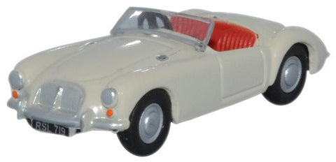 Oxford Diecast MGA Old English White