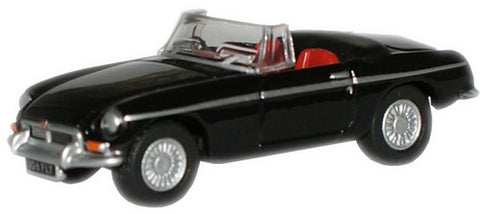 Oxford Diecast Metropolitan Police Roadster - 1:76 Scale