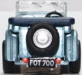 Oxford Diecast Mgtc Powder Blue