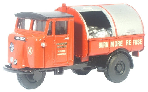 Oxford Diecast Middlesbrough Corporation - 1:76 Scale
