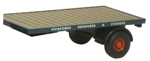Oxford Diecast Pickfords Trailer Pack -2 Piece - 1:76 Scale