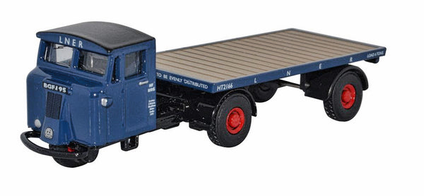76MH020 LNER Mechanical Horse 1:76 Scale Oxford Diecast