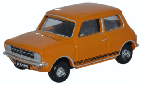 Oxford Diecast Mini 1275GT Bronze Yellow