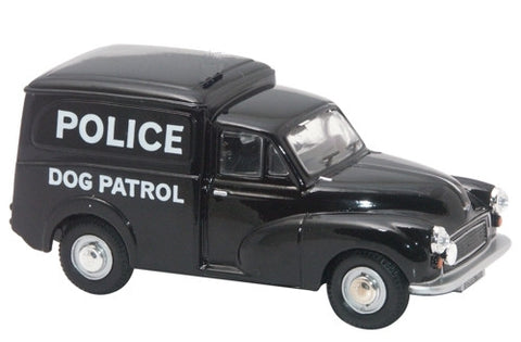 Oxford Diecast Police Dog Patrol - 1:76 Scale