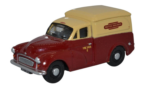 Oxford Diecast Morris 1000 Van British Rail