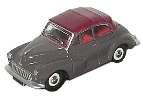 Oxford Diecast Convertible Closed Rose Taupe - 1:76 Scale