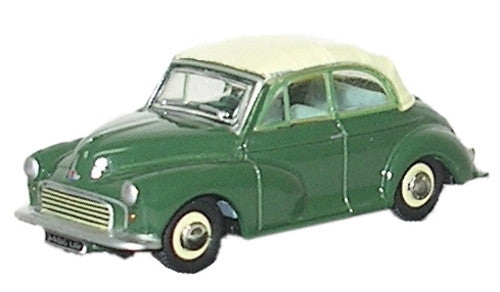 Oxford Diecast 1962 Almond Green/White - 1:76 Scale
