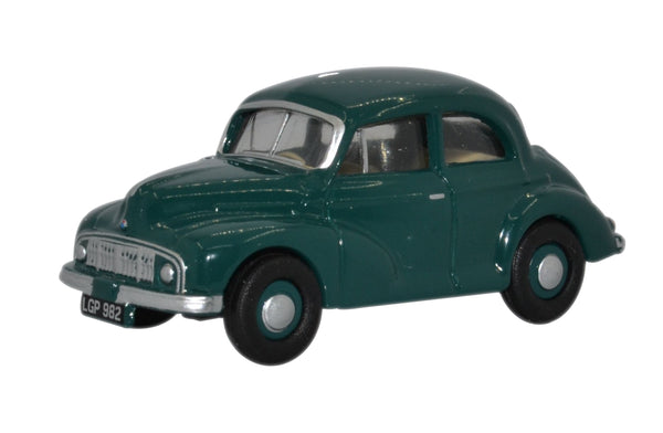 Oxford Diecast Romain Green Minor MM Saloon - 1:76 Scale