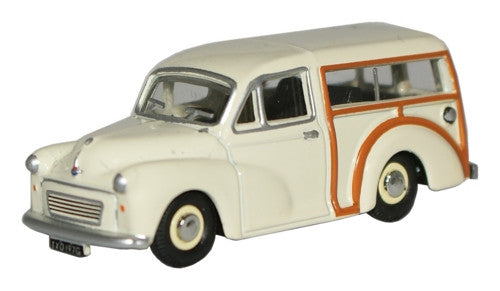 Oxford Diecast Traveller Old English White - 1:76 Scale