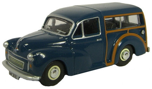 Oxford Diecast Morris Minor Traveller - 1:76 Scale