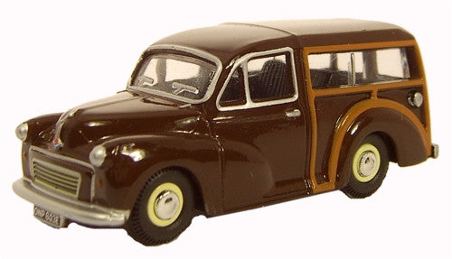 Oxford Diecast Traveller 1967 Maroon - 1:76 Scale