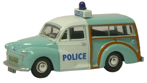 Oxford Diecast Wolverhampton PoliceTraveller - 1:76 Scale