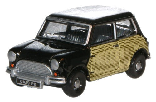 Oxford Diecast Peter Sellers Mini (Old) - 1:76 Scale
