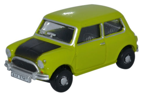 Classic Mini Lime Green