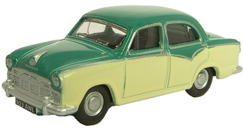 Oxford Diecast Morris Oxford  Sage Green - 1:76 Scale