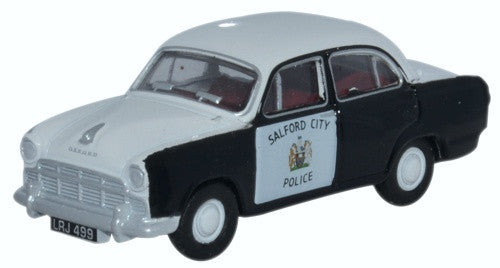 Oxford Diecast Morris Oxford Salford City Police
