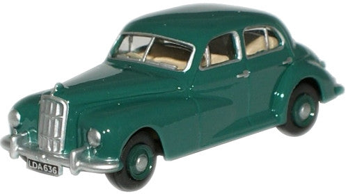 Oxford Diecast Romain Green Morris Six - 1:76 Scale