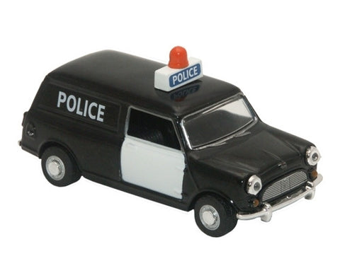 Oxford Diecast Police West Riding Panda - 1:76 Scale
