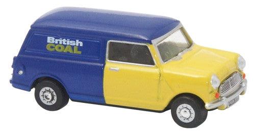 Oxford Diecast British Coal Mini Van - 1:76 Scale