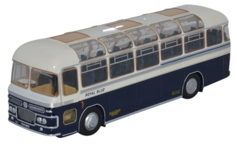 Oxford Diecast Bristol MW6G Royal Blue - 1:76 Scale