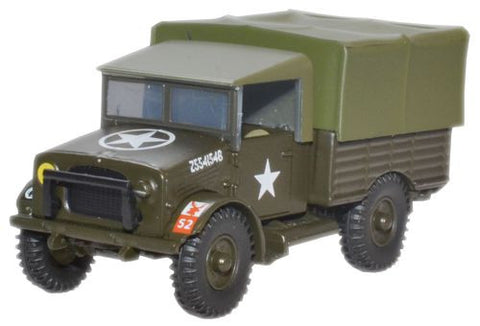 Oxford Diecast 21st Army NW Europe Bedford MWD - 1:76 Scale - OxfordDiecast