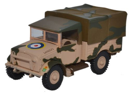 Oxford Diecast Bedford MWD 10th Armoured Div.,41 RTR Tunisia 1943 - 1:
