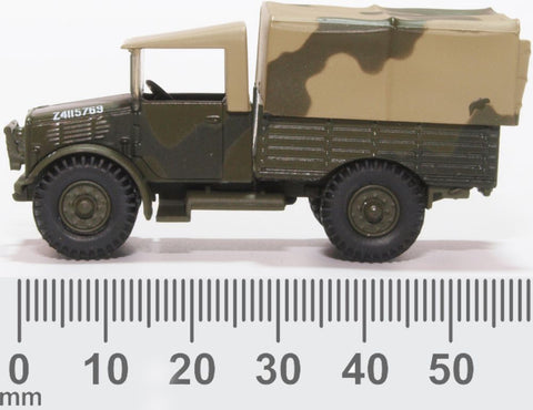Oxford Diecast Bedford MWD 2 Corps, 1/7th Middlesex Reg., France 1940