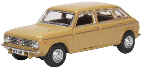 Oxford Diecast Austin Maxi Harvest Gold