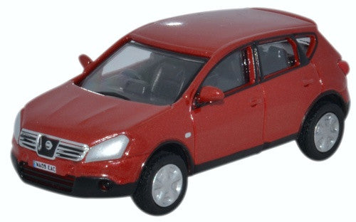 Oxford Diecast Nissan Qashqai Fired Iron
