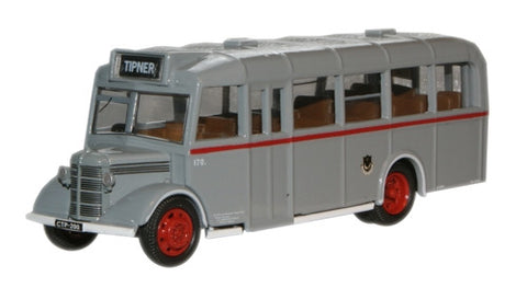 Oxford Diecast Portsmouth Bedford OWB - 1:76 Scale