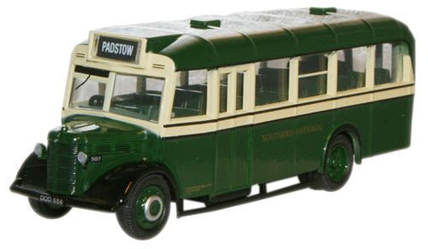 Oxford Diecast Southern National Bedford OWB - 1:76 Scale