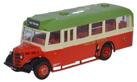 Oxford Diecast Bedford OWB MacBraynes - 1:76 Scale