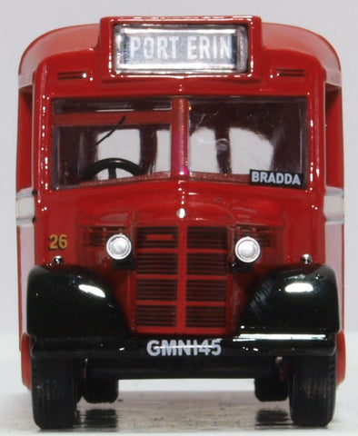 Oxford Diecast Bedford OWB Isle Of Man Road Services
