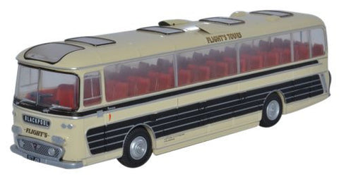 Oxford Diecast Plaxton Panorama  Flights - 1:76 Scale