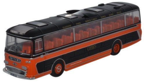Oxford Diecast Plaxton Panorama  Cotters - 1:76 Scale