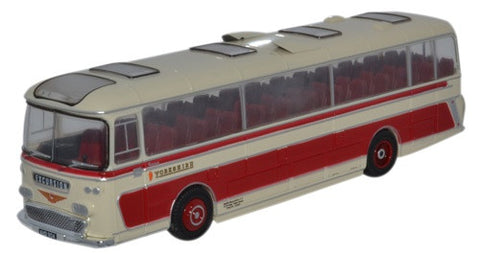 Oxford Diecast Plaxton Panorama  Yorkshire Woollen District - 1:76 Sca